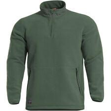 Pentagon Kedros Fleece Trui Heren Warm Jacht Airsoft Wandelen Jersey Camo Green