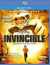 Invincible (Blu Ray, 2011) No DVD Copy