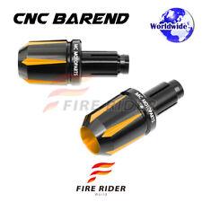 CNC Billet MC Tforce Bar Ends For Kawasaki ZX-14 / ZZR1400 14 15 16
