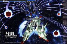 RGC Huge Poster - Mobile Suit Gundam Double Zeta Poster Glossy Finish - GUND04