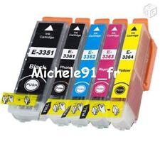 Pack cartouches compatibles non-oem Epson pour imprim. : XP530 XP630 XP635 XP830