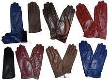 Leather Gloves, Winter Gloves, Ladies Leather Gloves, Dressy New Winter Gloves *