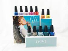 OPI Lacquer Nail Polish Fiji Collection 2017 Pick Any Color