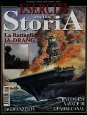 ESERCITI NELLA STORIA N. 18/LUGLIO-AGOSTO 2003  AA.VV. DELTA 2003