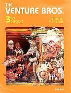 The Venture Bros.: Season Three, Good DVD, ,