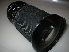 PENTAX PK-A FIT 28-200 F3.8/5.6 MC MACRO MIRANDA ZOOM LENS FILM / DIGITAL