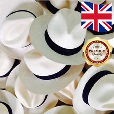 Nuevo Fino 100% Premium Calidad Genuino Panamá Plegable
