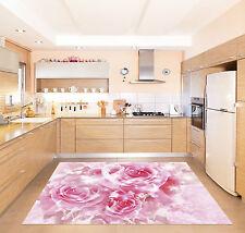 3D Brillant Belles Fleurs 5 Décor Mural Murale De Mur De Cuisine AJ WALLPAPER FR
