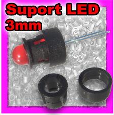 968# support pour LED 3mm  -- LED HOLDER 3mm
