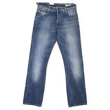 16772 JACK JONES Herren Jeans Hose RICK FOUR blue used blau