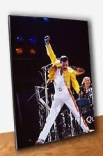 Poster Musica Freddie Mercury Queen Stampa Fine Art Quadro su Pannello MDF
