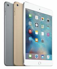 """Apple iPad Mini 4th Gen 7.9"""" Retina Display 16 64 128 GB Wi-Fi Only Tablet"""