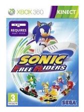 NUOVO-SONIC FREE RIDERS-Kinect compatibile (Xbox 360) 5055277008957