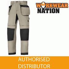 6207 LiteWork, Caqui secado rápido 37.5 Pantalón De Trabajo Bolsillos Tipo Funda