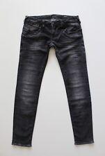 Herrlicher  Piper 5650 Slim Damen Jeans, Dunkelgrau, W27,29,30,31,32 L32