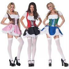 German Beer Girl Costume Adult Oktoberfest