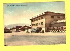 Abruzzo – Sulmona Stazione Ferroviaria - L'Aquila 7501