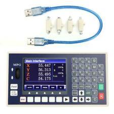 CNC USB 1D Schrittmotor Steuerung Controller Set Nema 23 3,0A mit Software LaGER