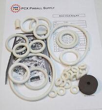 1963 Gottlieb Slick Chick Pinball Machine Rubber Ring Kit