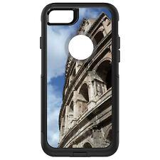 OtterBox Commuter for iPhone 5 SE 6 S 7 8 PLUS X Roman Colosseum Rome