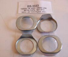 *Ford Tie Rod Drag Link Metal Cap Kit 28,29,30,31,32,33,34  1928-1934