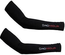 PIU MIGLIA CYCLING BIKE RUNNING ARM WARMERS *NEW*