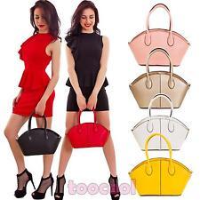 bolso de mujer bolso asas bolso accesorios ecopiel moda nueva F1009