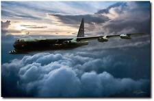 I Am Legend B-52 by Peter Chilelli - Boeing B-52 Stratofortress - Aviation Art