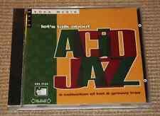 CD ILLUSTRATIONS PUB RADIO JINGLES KOKA MEDIA 2133 ACID JAZZ Hot and Groovy Trax