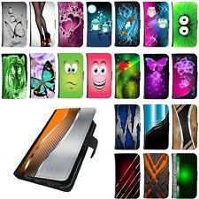 Tasche für Samsung Galaxy S6 Edge Handytasche Hülle Book Flip Case Etui Motiv