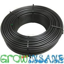 Drip Line Garden Irrigation Pipe 13mm Surface 40cm Spacing Hose 25m / 50m / 100m