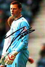 Milton Keynes Dons F.C David Martin Hand Signed 12/13 Photo 6x4 MK Dons 2.