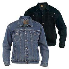 Duke Western Style Trucker Denim Jacket