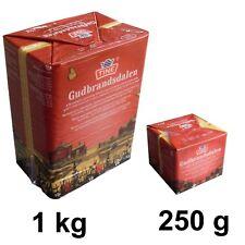 1kg oder 250g Gjetost Gudbrandsdalen Molkenkäse Braunkaese Brunost Molkenkaese