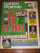 GUERIN SPORTIVO 1994/41 FRANCO BARESI AEK ATENE PANUCCI