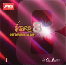 DHS Hurricane 8 Tischtennisbelag Noppen innen Double Happiness Belag