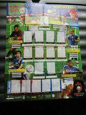McDonalds-panini FIFA EURO 2008 Tableaux, Livres d'autocollants, stickers variantes (e22)