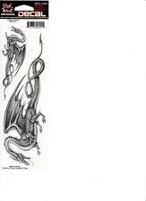 Adesivo Set Modello MidEvil Dragon sinistra lati 20,0 x 6,2 cm