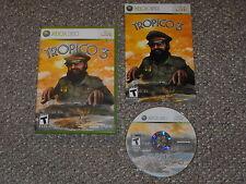 Tropico 3 Xbox 360 Complete