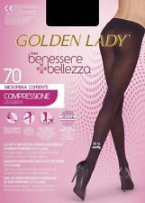 Golden Lady Wellness & Beauty Strumpfhose leichte Kompression 70 DEN 10-14mmHg