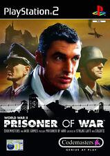 Prisoner Of War | Sony PlayStation 2 PS2 | komplett OVP | sehr gut