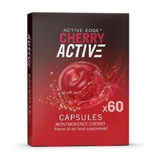 Edge activa cereza activa - 60 Cápsulas
