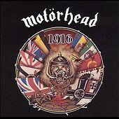 Motorhead 1916 CD Lenny Kilmister Angel City Ramones Going Brazil Sing Blues Bad