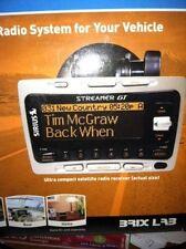 streamer gt RECEIVER & car kit, sir-sl1 mount,dc, antenna