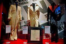 Elvis Presley on Tour Exhibition O2 Arena London Photograph Picture Print