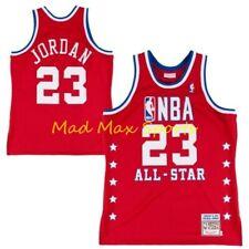 100% Authentic MICHAEL JORDAN Bulls ALL STAR 1988-89 MITCHELL & NESS Jersey
