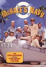 McHales Navy: The First 8 Episodes (DVD, 2009)