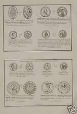Svizzera monete medaglie numismatica Zurigo Zurlauben Suisse COIN ORO ARGENTO