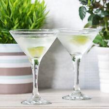 Ravenhead Essentials 15cl Martini Art Deco Cocktail Glasses Party Bar Margarita