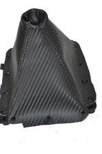 FITS HONDA CIVIC TYPE R PRELUDE S2000 CRX CARBON FIBER BLACK